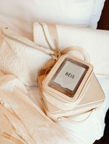 The On The Go Essential Case in Beige