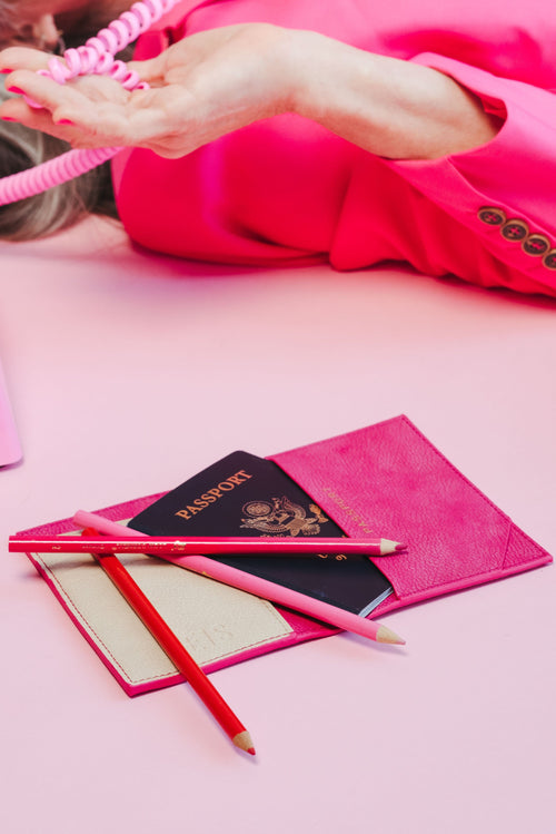 The Passport Holder