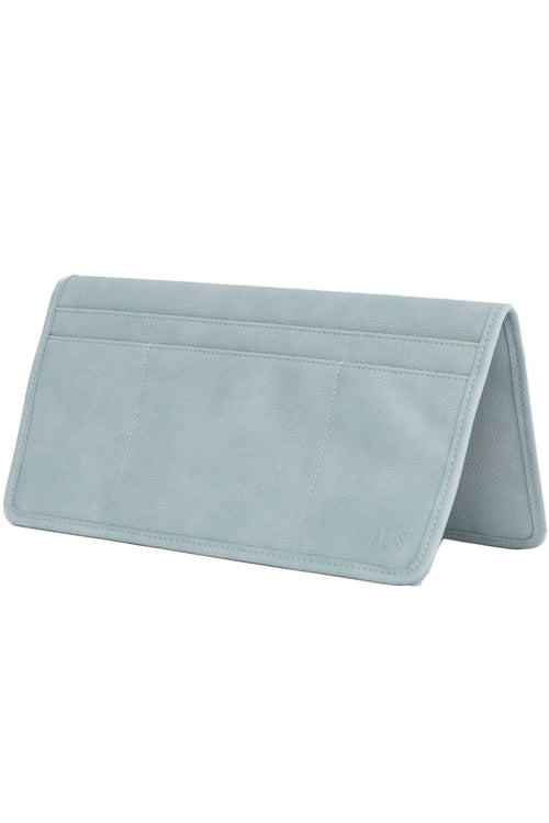 The Seatback Organizer in Light Blue