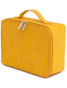 The Cosmetic Case in Yellow