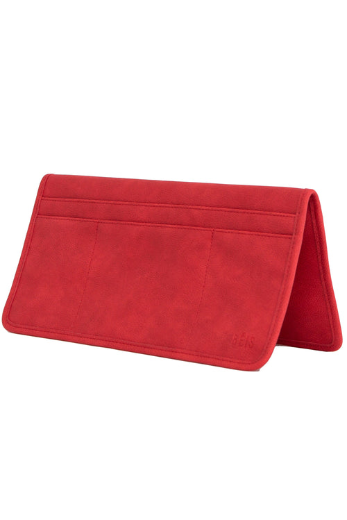 The Seatback Organizer in Red