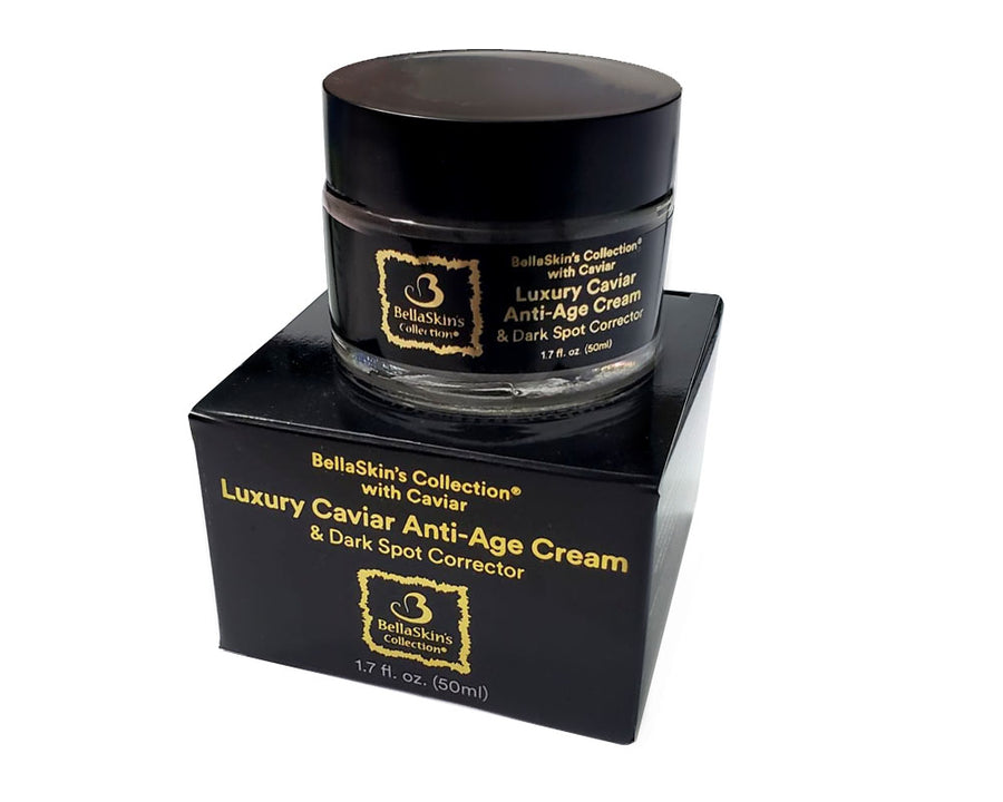 Luxury Caviar Anti-Age Cream & Dark Spot Corrector 1.7oz(50ml)