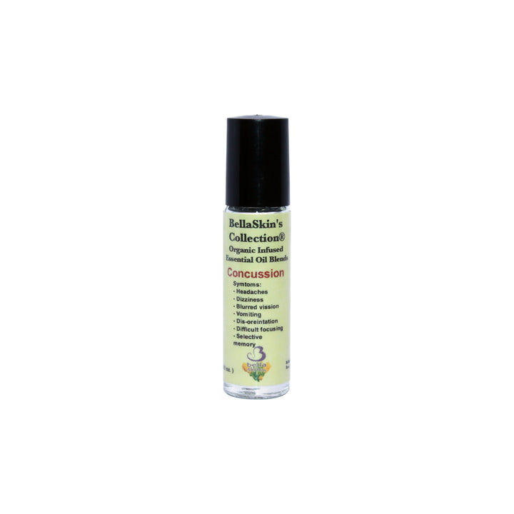 Concussion Essental Oils - 03oz(10ml)