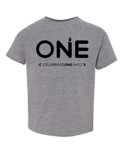 Celebrate One Branded Toddler Tee