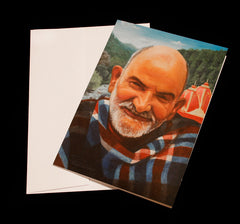 BABA GREETING CARD