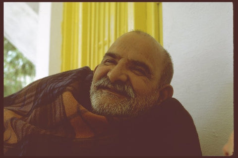 BABA SMILING PHOTO