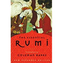 THE ESSENTIAL RUMI (Reissue) TRANSLATED BY COLEMAN BARKS