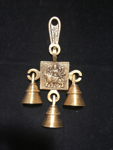 DURGA BRASS WALL CHIME