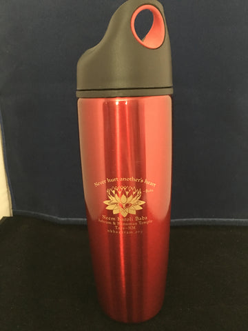 LOTUS WATER BOTTLE