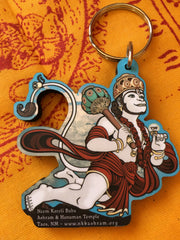 TAOS HANUMAN KEY RING