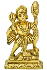 HANUMAN HOLDING THE MOUNTAIN