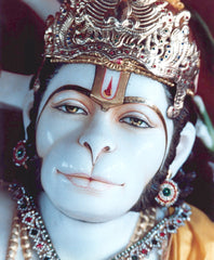 TAOS NKB HANUMAN CLOSE UP