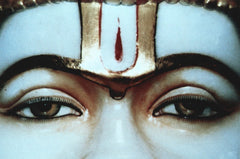 HANUMAN EYES PHOTO