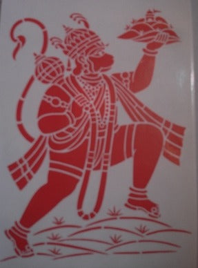 HANUMAN STICKER