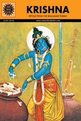 KRISHNA: RETOLD FROM THE BHAGAWAT PURAN