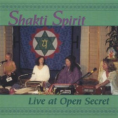 SHAKTI SPIRIT LIVE AT OPEN SECRET