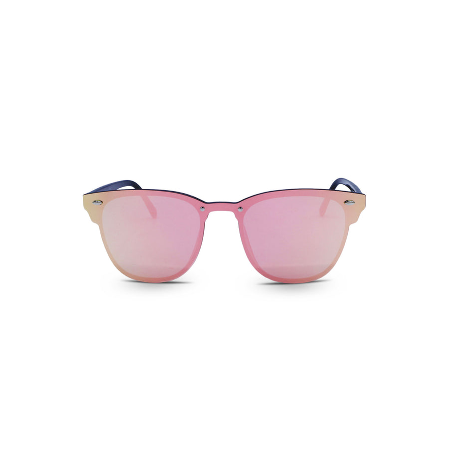 Retro Hipster Sunglasses in Blue Color