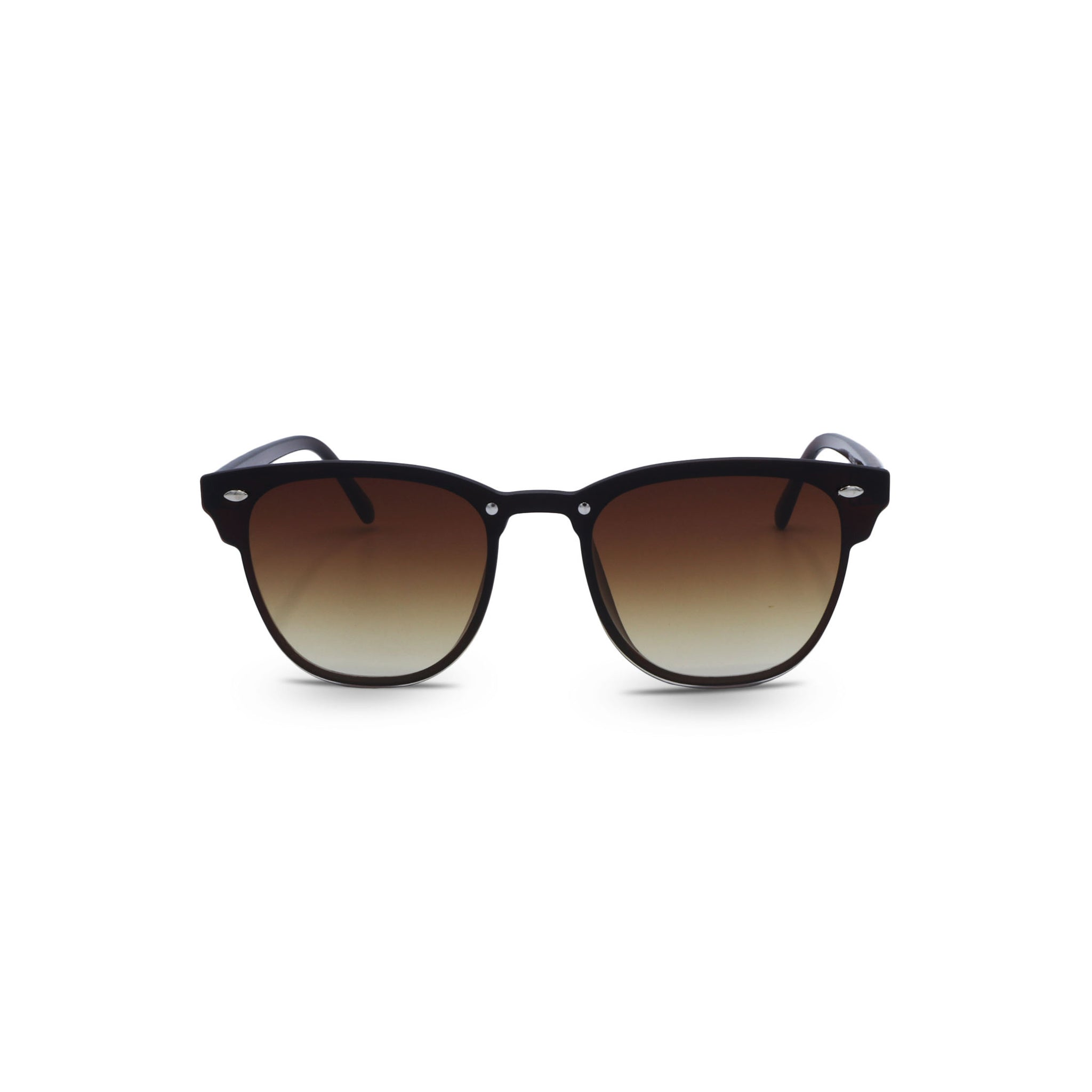 d6fdf03a02 ... Retro Hipster Sunglasses in Brown Color ...