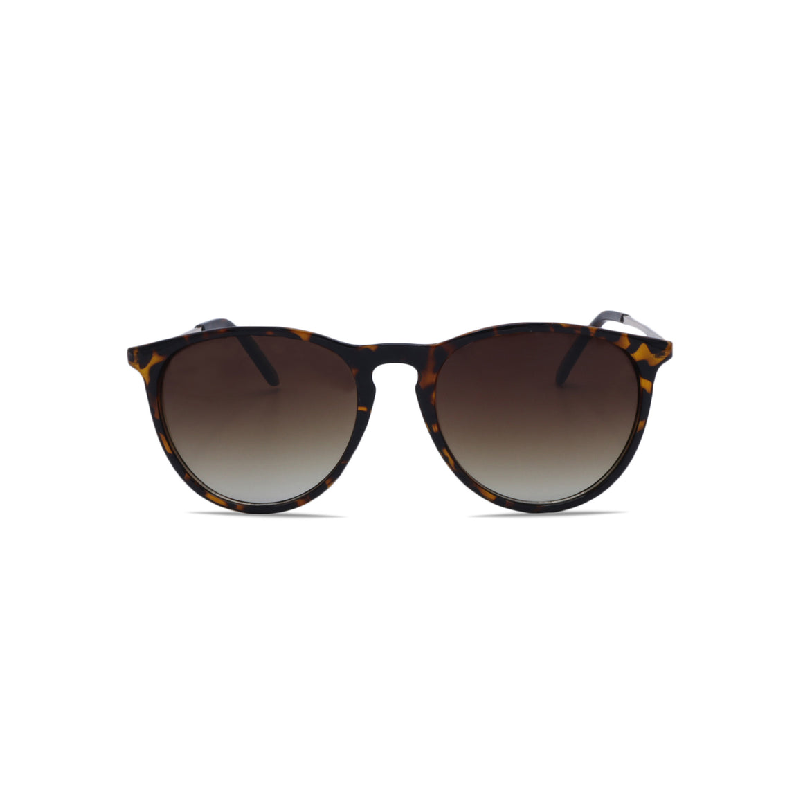Retro Sunglasses Vintage in Leopard Brown Color