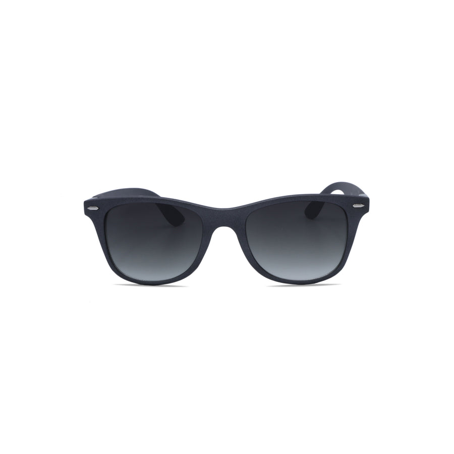 Wayfarer Sunglasses Retro in Black Forest Green Color