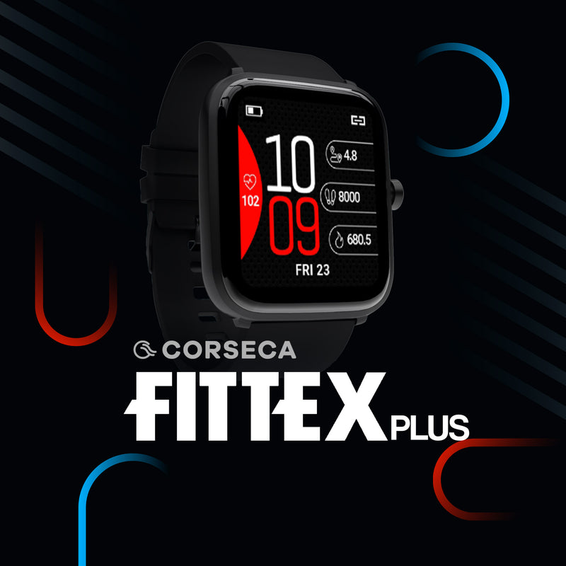 Fittex Plus Smart Watch