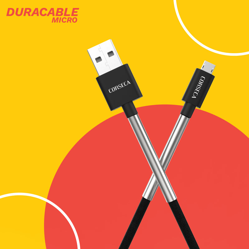 Buy Duracable 1.5m cable (Micro) - CORSECA