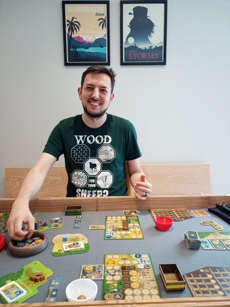 Meeple Design Board Gaming Round Up - 1st August 2020