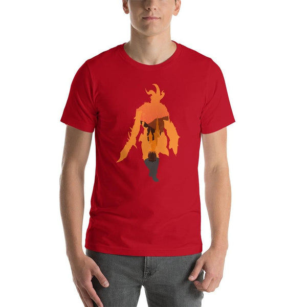 Gloomhaven (Brute) Silhouette Unisex T-Shirt