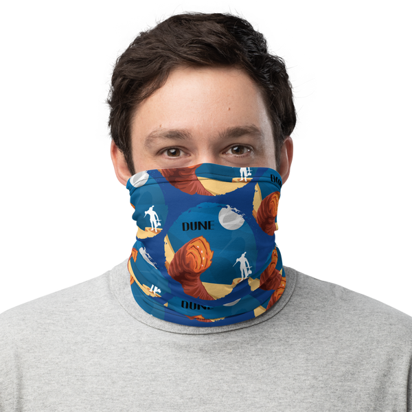 Dune Inspired Unisex Neck Gaiter/ Face Mask