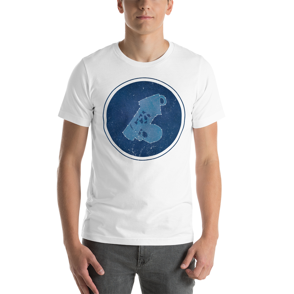 Kingdom Death Monster Star Constellation Unisex T-Shirt
