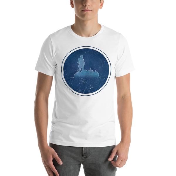 Carcassone Star Constellation Unisex T-Shirt