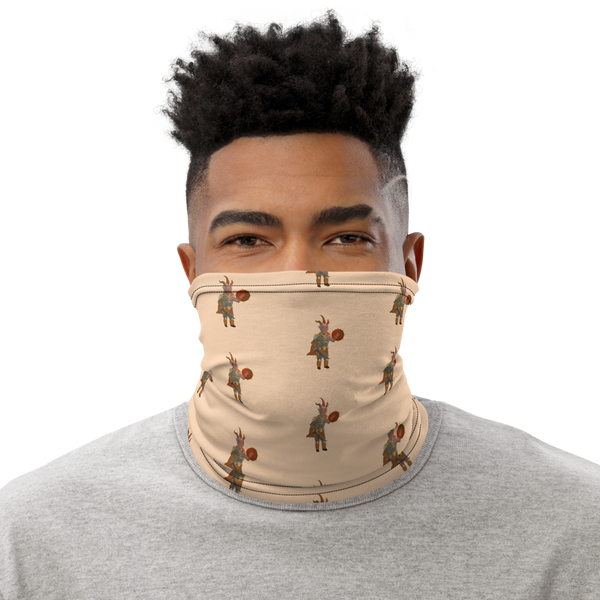 Gloomhaven (Brute) Inspired Unisex Neck Gaiter/ Face Mask
