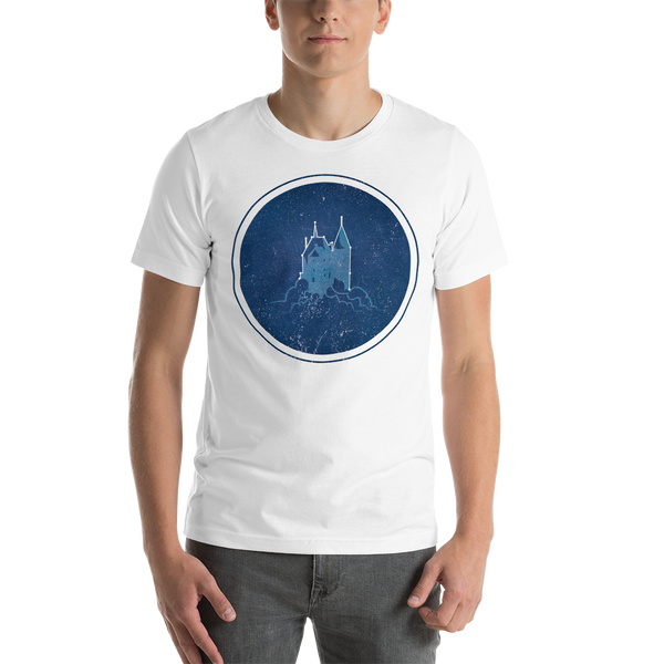 The Castles of Burgundy Star Constellation Unisex T-Shirt