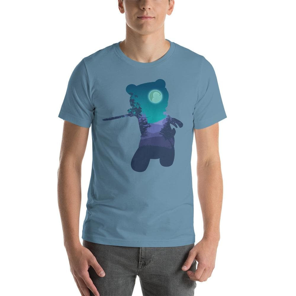 Stuffed Fables Silhouette Unisex T-Shirt
