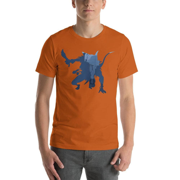 Gloomhaven (MindThief) Silhouette Unisex T-Shirt
