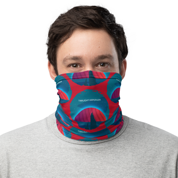 Twilight Imperium Inspired Unisex Neck Gaiter/ Face Mask