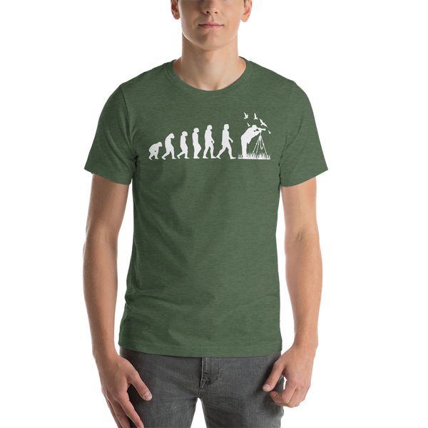 Wingspan Birdwatcher Evolution Unisex T-Shirt