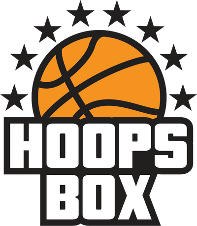 Hoops Box a basketball subscription box