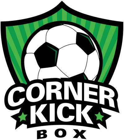 Corner Kick box is a soccer subscription box
