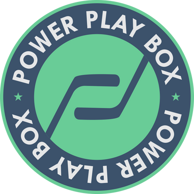 Power Play box is a hockey subscription box