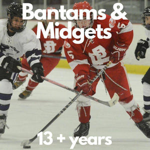 Power Play Box - Bantam & Midget (13+) - Sports Box Co