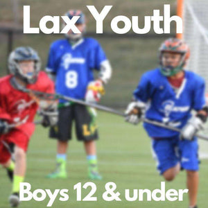 Laxx Box - Youth ( Boy - 12u) - Sports Box Co