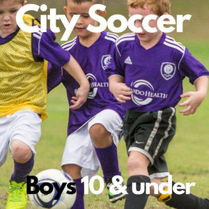 Corner Kick Box - City Soccer (Boy - 10u) - Sports Box Co