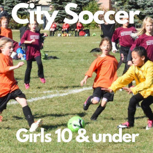 Corner Kick Box - City Soccer (Girl - 10u) - Sports Box Co