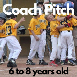Batter UP! Box - Coach Pitch (6-8)