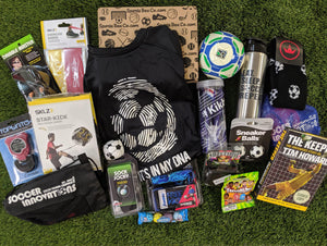 Soccer Mystery Box - Sports Box Co