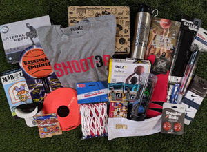 Basketball Mystery Box - Sports Box Co