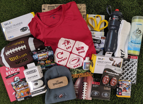 Football Mystery Box XL - Sports Box Co