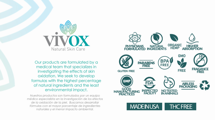 VIVOX - Antioxidant Regenerating Night Cream