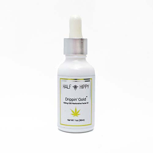 Drippin' Gold CBD Restorative Facial Oil